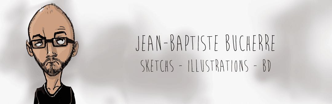 JIBAY Illustrateur - Jean-Baptiste Bucherre