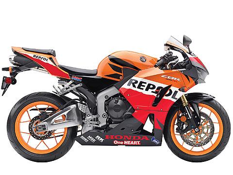 2013 Honda CBR600RR Gambar Motor, 480x360 pixels