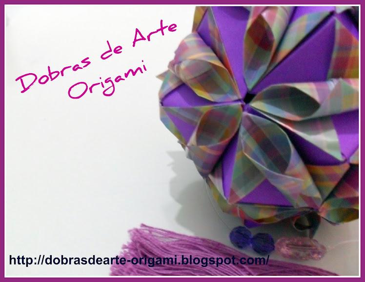 Dobras de Arte - Origami