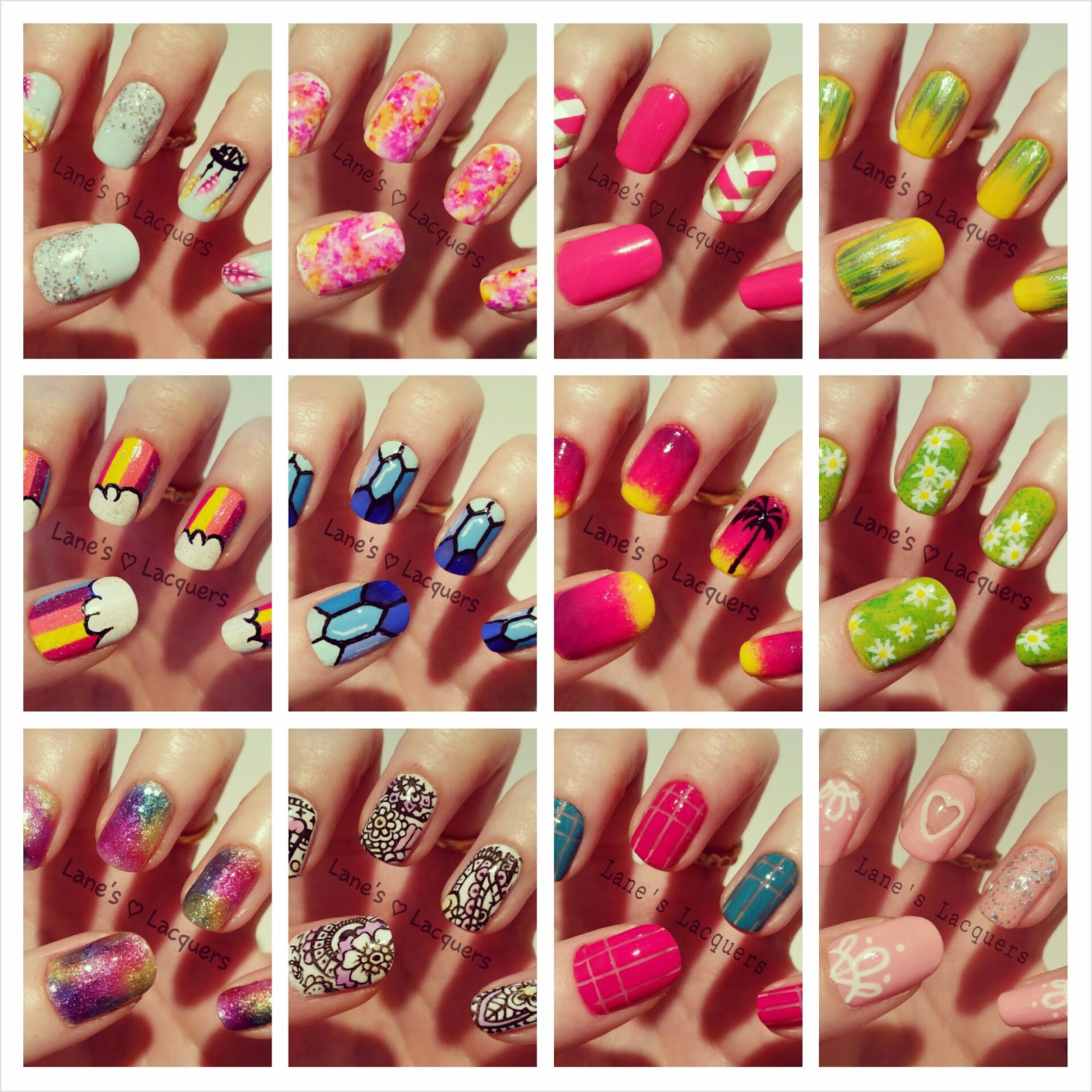 lanes-lacquers-favourite-nail-art-manicures-31-day-challenge-2015