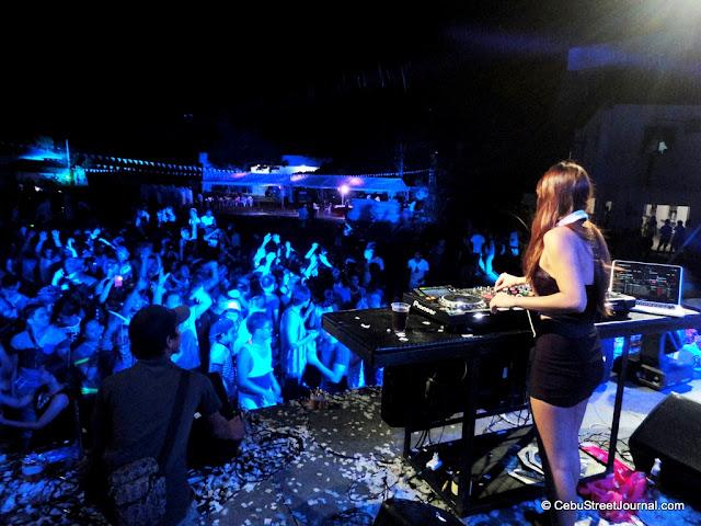 DJ Cathy Muto (the penthouse)