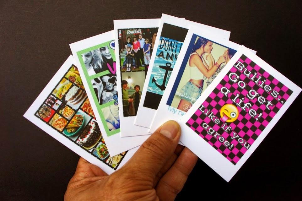 Photo Print Card