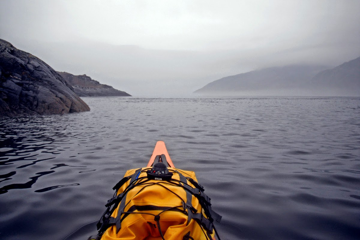 Paddling Into The Corryvreckan