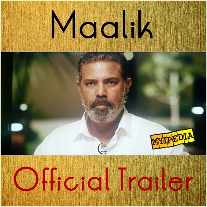 Maalik Official Trailer Released