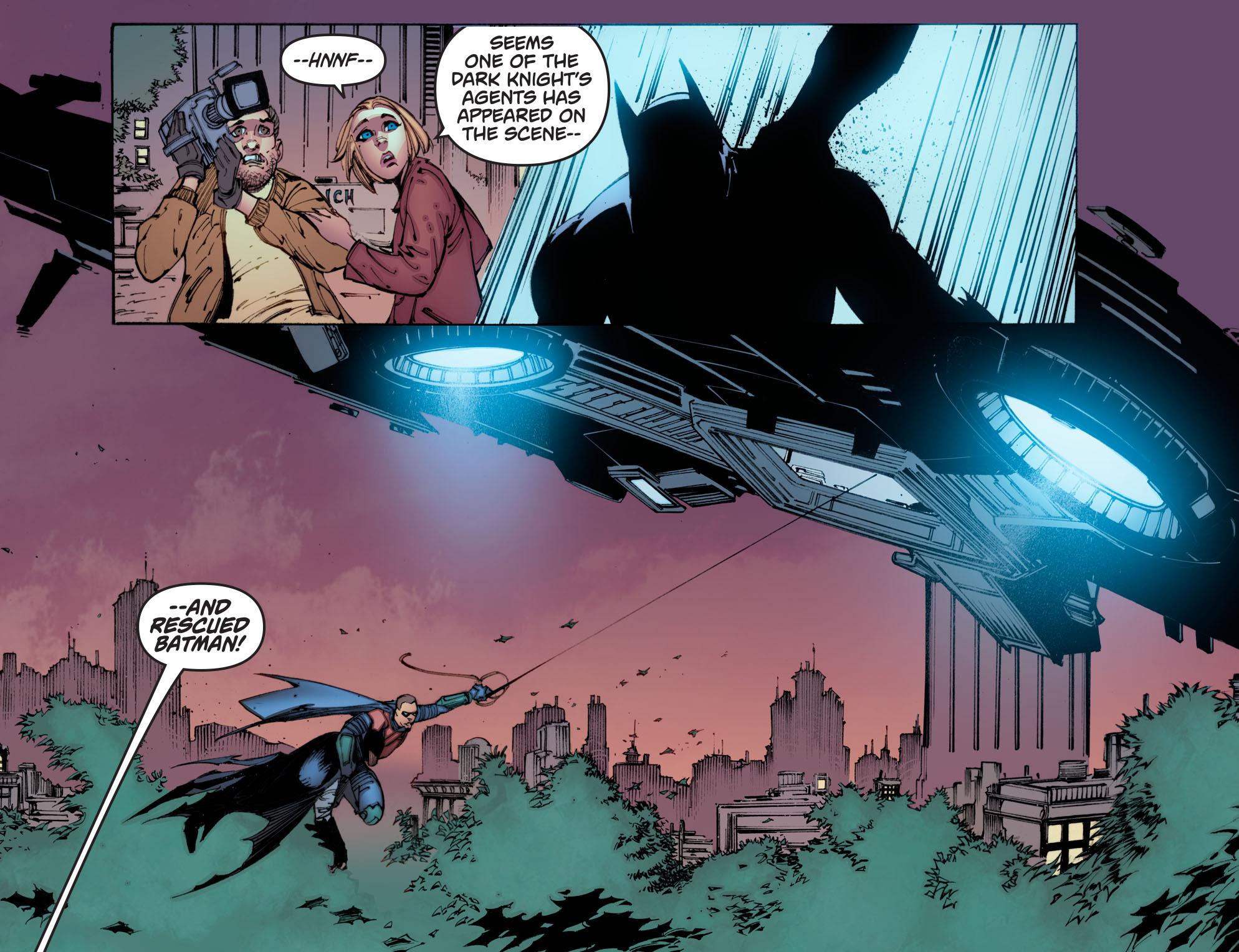Batman: Arkham Knight [I] Issue #31 #33 - English 8