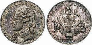 Moneda G.E. Lessing