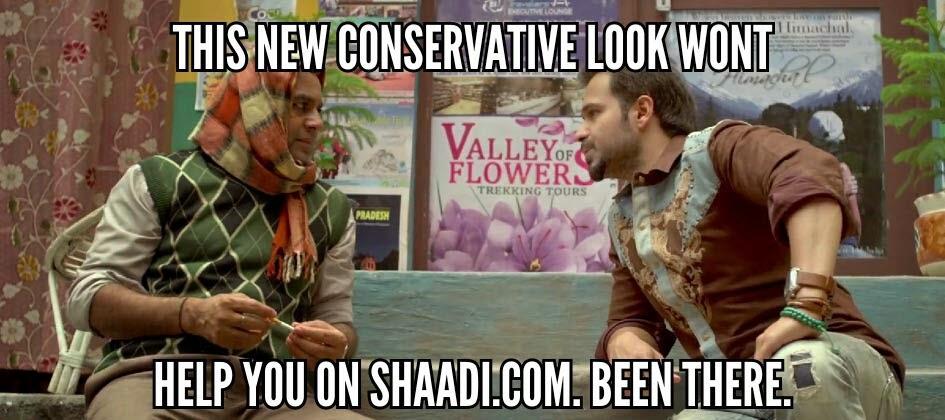 Raja Natwarlal Bollywood Meme Funny Paresh Rawal Emraan Hashmi Talking Hijab