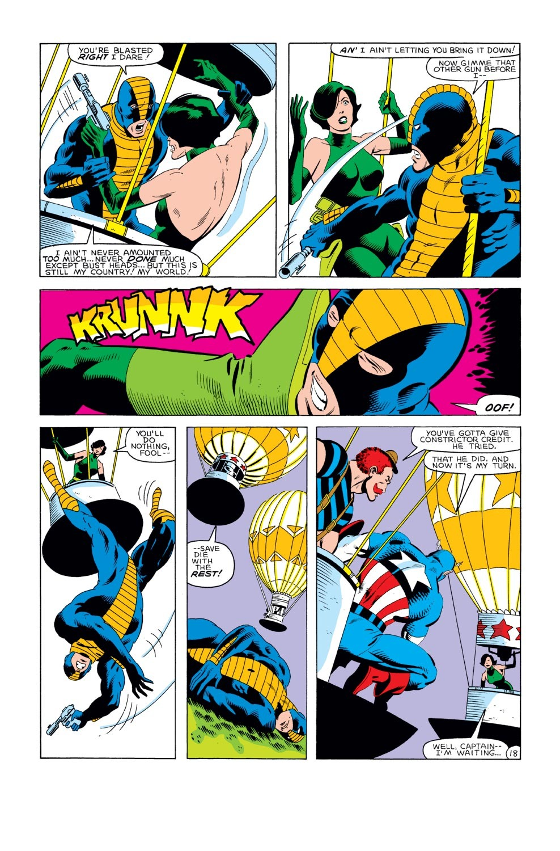 Captain America (1968) Issue #283 #199 - English 19