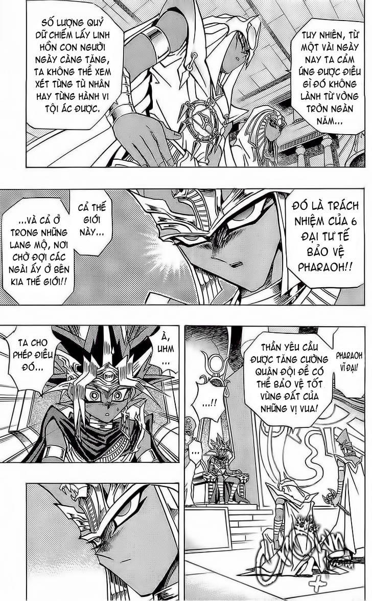 YuGi Oh – Vua Trò Chơi chap 284 Trang 9