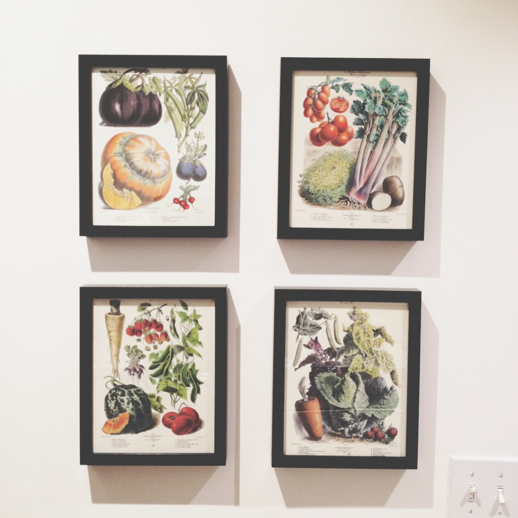 Kitchen Pictures Frames