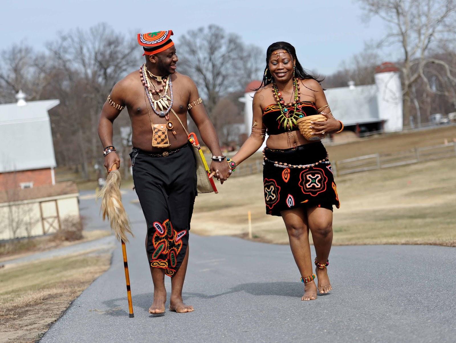 Про племена в африке голые невесты 16 фотография