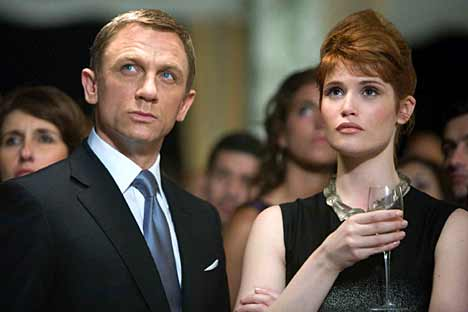 Bond stana katic james James Bond: