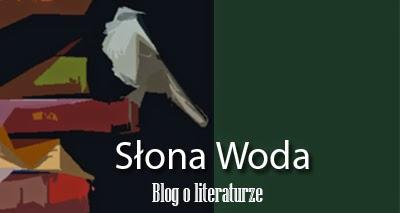 Słona Woda. Blog o książkach. Recenzje i przemyślenia.