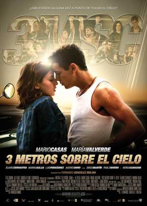 3 Metros Sobre el Cielo (2010) DVDRip Español