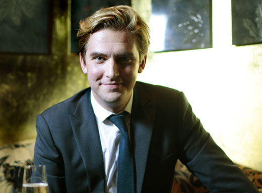 The League of British Artists: Dan Stevens || Weekly ...