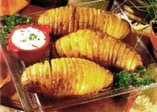 Buttery Spicy Potatoes Fan