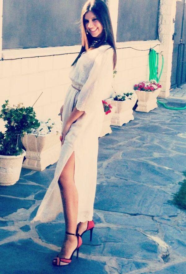 Zapatos de moda para vestidos largos