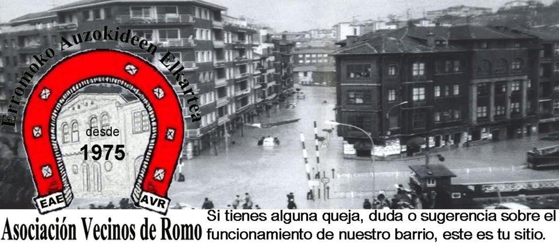 Asociación de Vecinos de Romo Auzokideen Elkartea