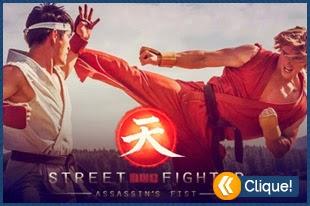 Street Fighter: Assassin's Fist - Veja a Webserie completa feita por fãs