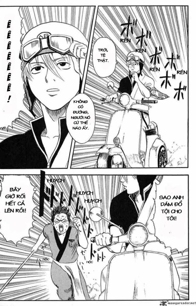 Gintama chap 1 Trang 15