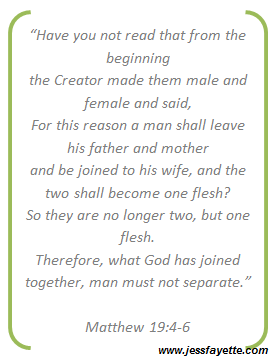 "the emphasis on marriage in the bible The confusion in today's culture about ""roles"" in marriage the bible places a special emphasis on familylife's weekend to remember ® marriage."