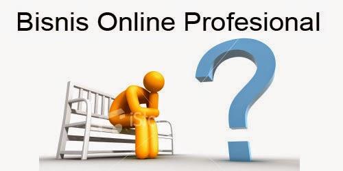 Bisnis Online Profesional