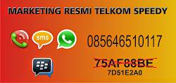 Koordinator dan Anggota sales eksekutif Telkom Speedy Malang