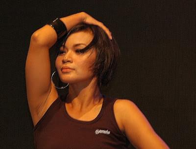 Sexy Jakarta girl