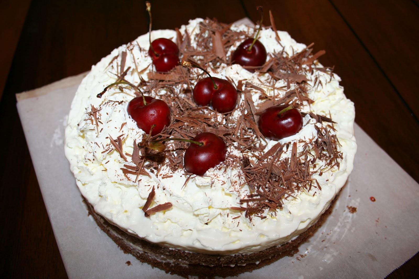 Cake Images Himanshu : Black forest