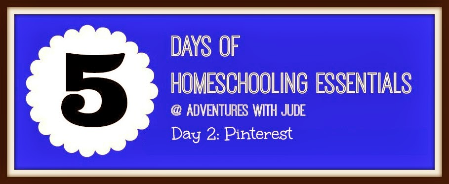 Pinterest - a homeschooling essential