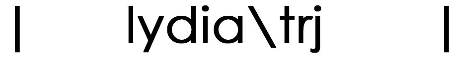 lydiatrj