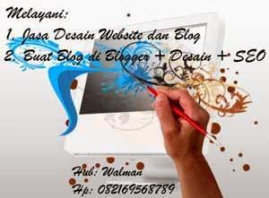 Jasa Desainer Web