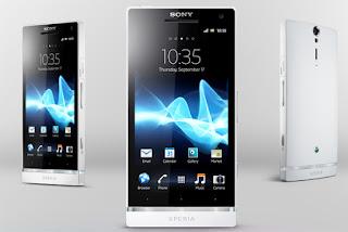 Sony Ericson Xperia T