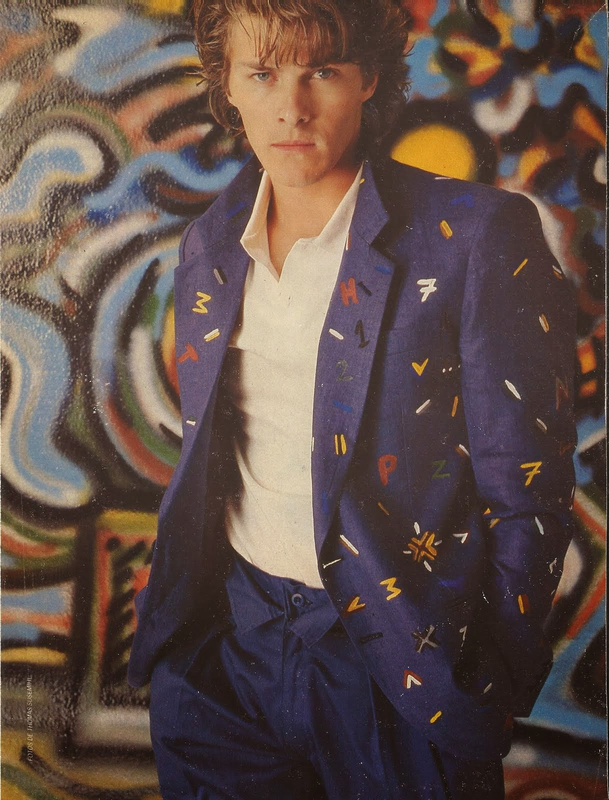 GRAFITE / anos 80