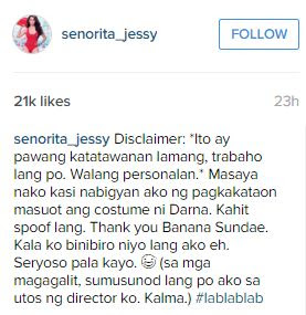 Jessy Mendiola rumored to be the next Darna!