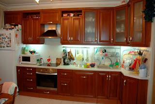 Кухня своими руками через шесть лет