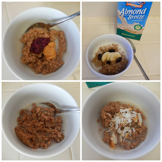 Breakfast%2BQuinoa%2BRecipe%2BCollage Weight Loss Recipes Keen for Cinnamon Breakfast Quinoa