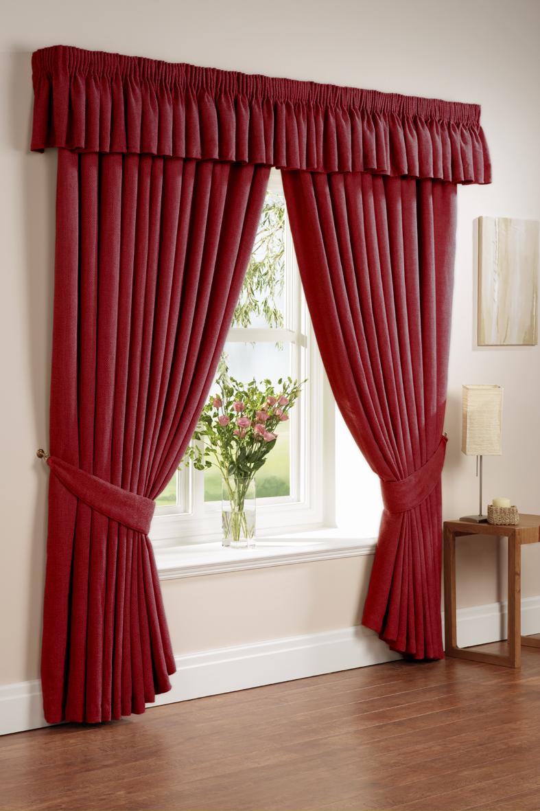 Consigli per la casa e l 39 arredamento le tende arricciate for Ideas de cortinas