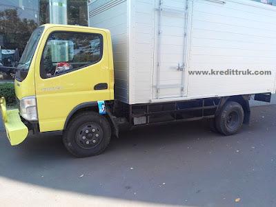truk box mitsubishi