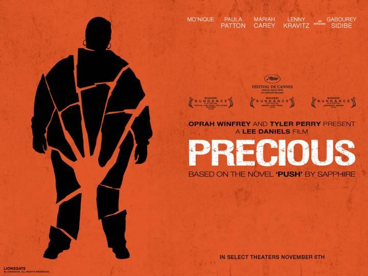 Precious Movie Poster
