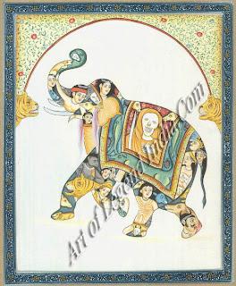 Pashu kunjar composite elephant