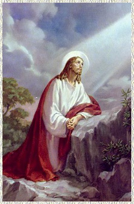 Jpeg 59kb Rosario Della B Vergine Maria Misteri Dolorosi