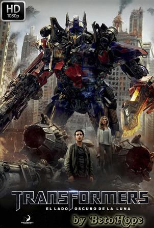 Transformers 3: El Lado Oscuro de la Luna [1080p] [Latino-Ingles] [MEGA]