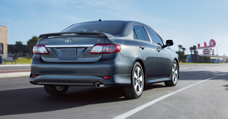 Good New Toyota Corolla 2012 Review