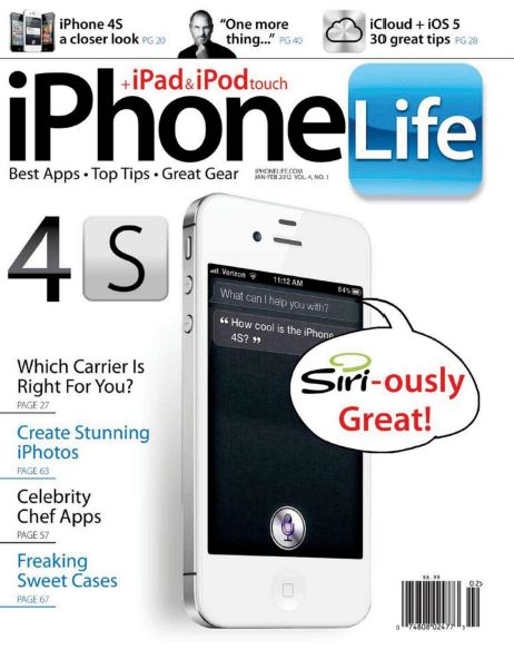 iPhone Life Magazine - January-February 2012