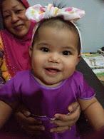 Baby Hanis Arissa