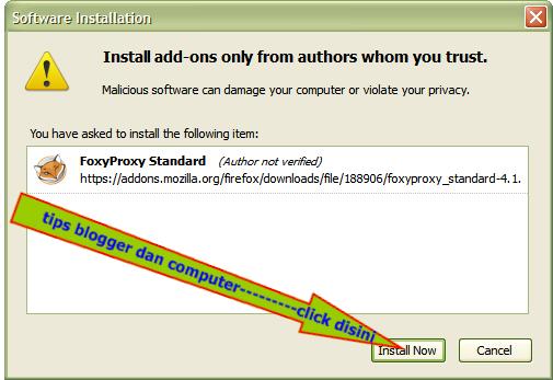 Kemudian Sahabat Click Install Now Tunggu Beberapa Saat Sampai