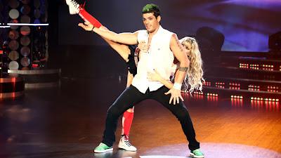 Cristian U Bailando por un sueño 2012