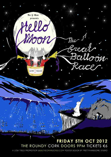 The G-Man Presents Hello Moon