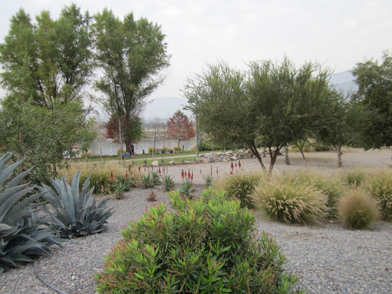 Paisajismo en chile for Paisajismos en jardines